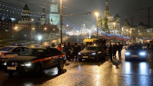 Dấu vết Ukraina trong vụ Nemtsov - Sputnik Việt Nam