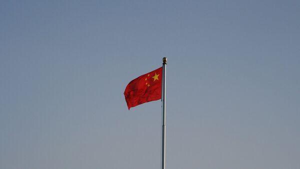 Lá cờTrung Quốc - Sputnik Việt Nam