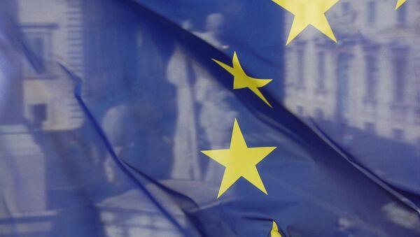 Lá cờ EU - Sputnik Việt Nam
