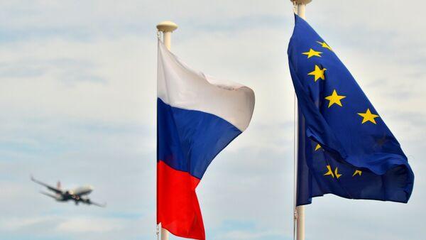 Nga vả EU - Sputnik Việt Nam