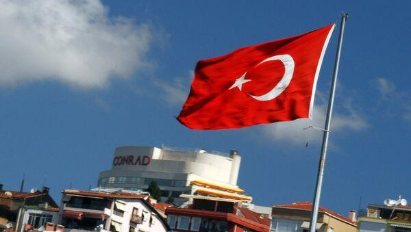 Quốc kỳ Thổ Nhĩ Kỳ - Sputnik Việt Nam