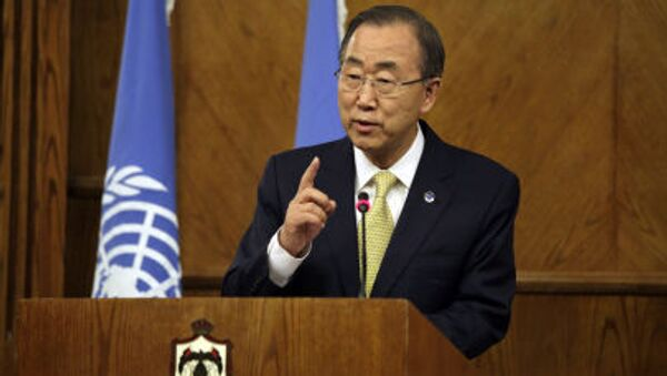 Ban Ki-moon - Sputnik Việt Nam