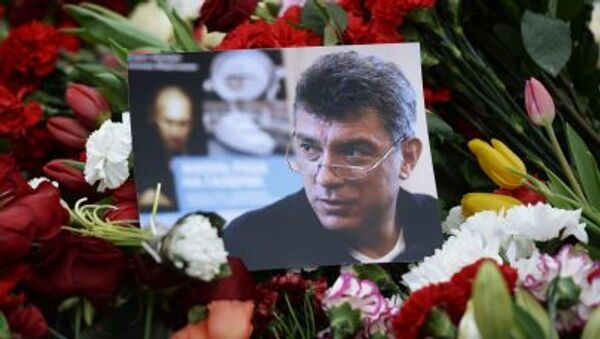 Boris Nemtsov - Sputnik Việt Nam
