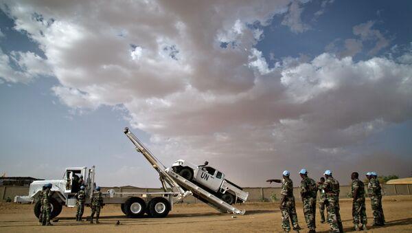 UN Multidimensional Integrated Stabilization Mission in Mali - Sputnik Việt Nam