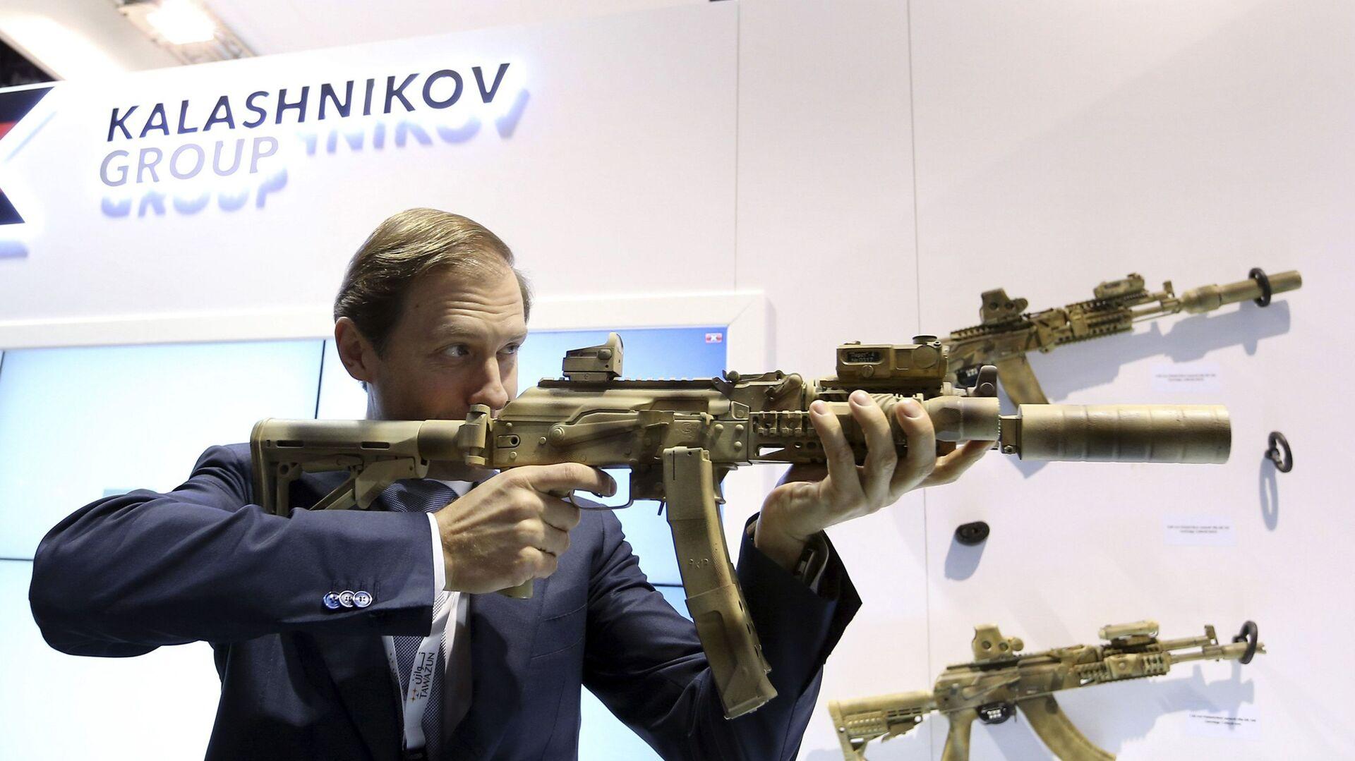 Kalashnikov - Sputnik Việt Nam, 1920, 22.09.2021