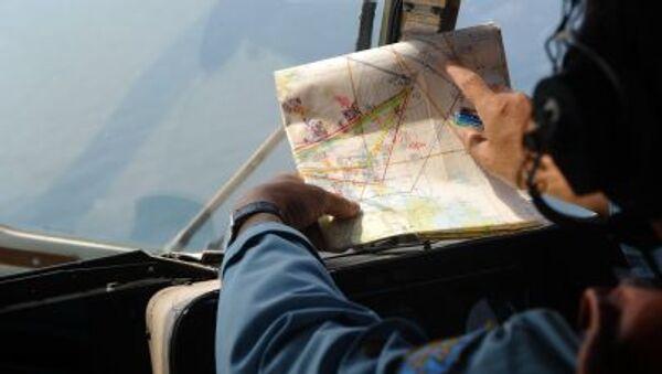 Cuộc tìm kiếm máy bay của Malaysia Airlines - Sputnik Việt Nam