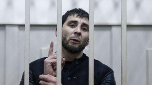 Bị cáo Zaur Dadaev trong vụ sát hại Boris Nemtsov - Sputnik Việt Nam