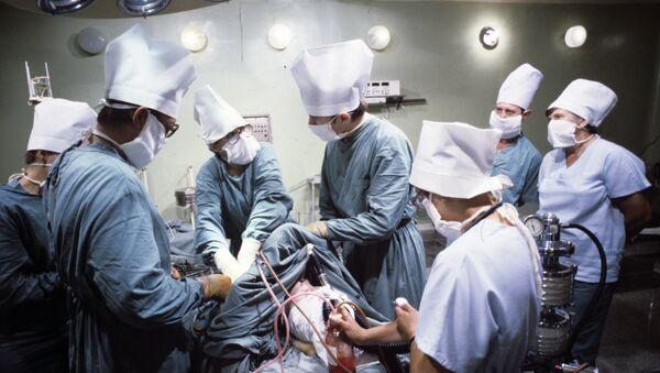 Phẫu thuật - Sputnik Việt Nam