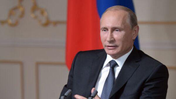 Ông Vladimir Putin - Sputnik Việt Nam
