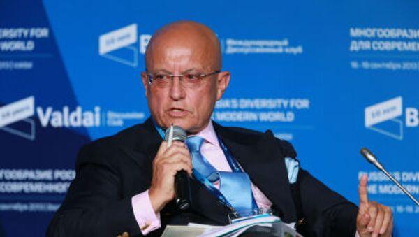 Ông Sergei Karaganov, Chủ nhiệm Khoa Kinh tế thế giới và Quan hệ quốc tế Đại học nghiên cứu quốc gia HSE - Sputnik Việt Nam