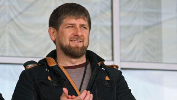 Ông Ramzan Kadyrov - Sputnik Việt Nam