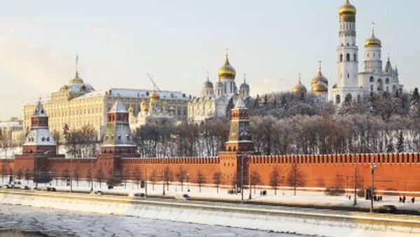 Quang cảnh Điện Kremlin ở Moskva. - Sputnik Việt Nam