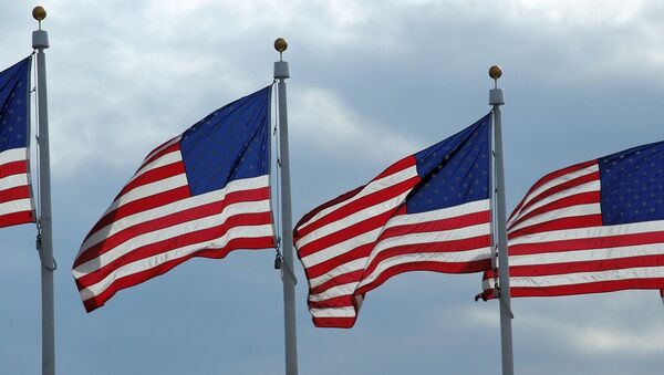 Quốc kỳ Hoa Kỳ - Sputnik Việt Nam