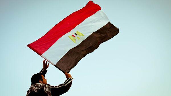Quốc kỳ Ai Cập - Sputnik Việt Nam