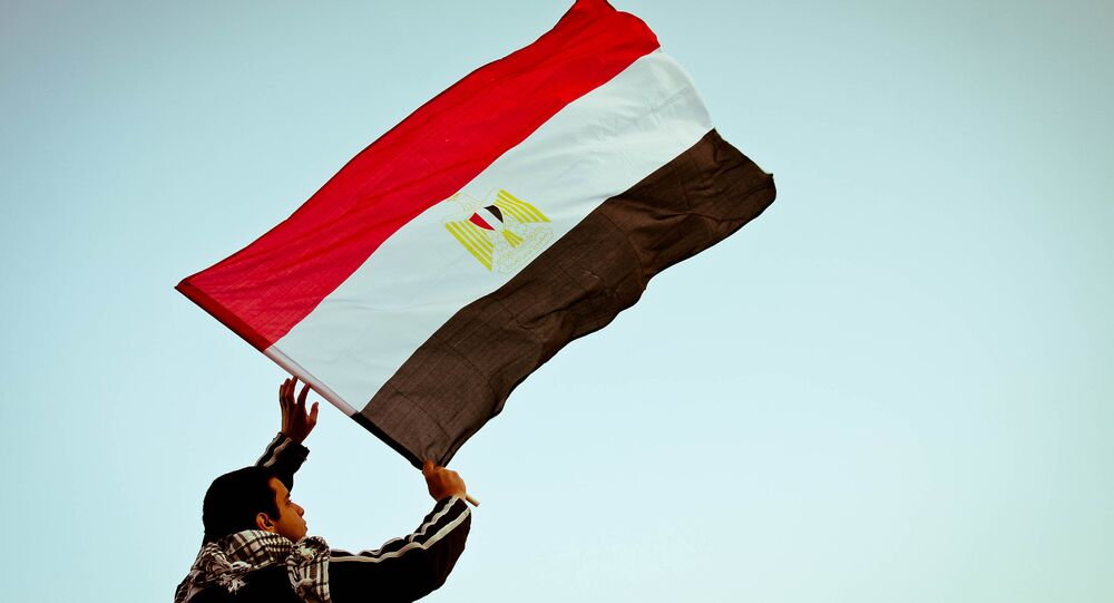 Quốc kỳ Ai Cập