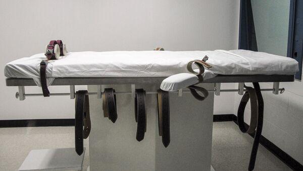 Phòng tiêm chết người ở Mỹ - Sputnik Việt Nam