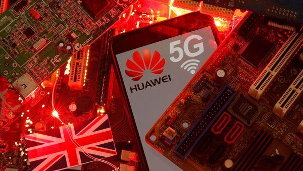 Huawei. Nước Anh - Sputnik Việt Nam