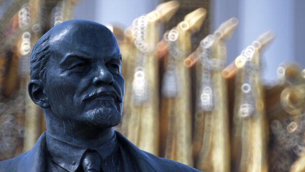 Tượng đài Lenin. - Sputnik Việt Nam