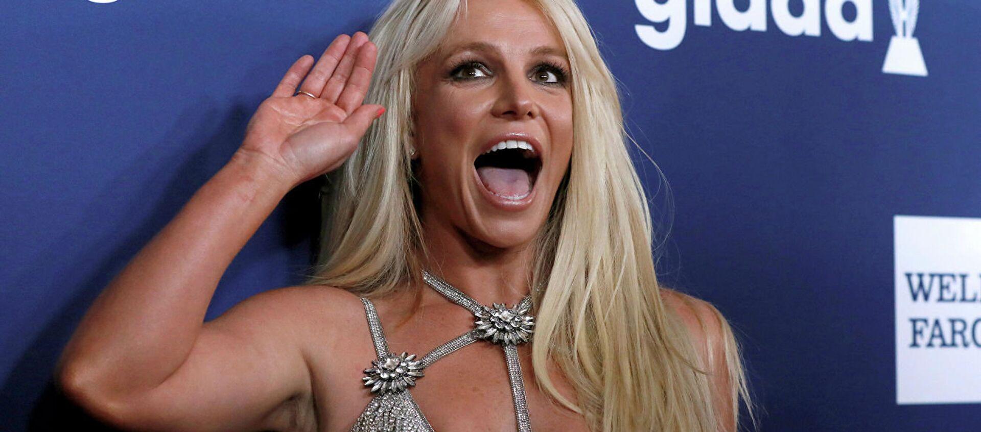 Britney Spears - Sputnik Việt Nam, 1920, 22.07.2020