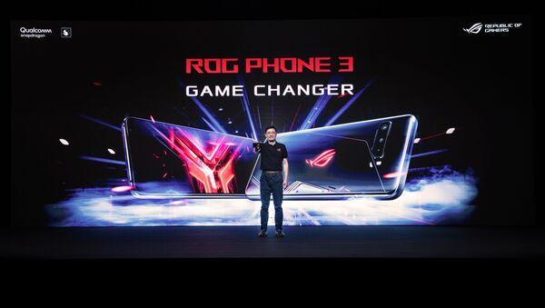 Điện thoại thông minh ROG 3 - Sputnik Việt Nam