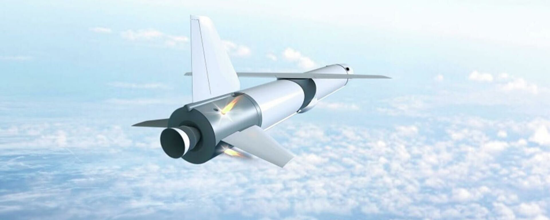 Mô hình của tên lửa mang tái sử dụng hạng nhẹ Krylo-SV - Sputnik Việt Nam, 1920, 24.07.2020