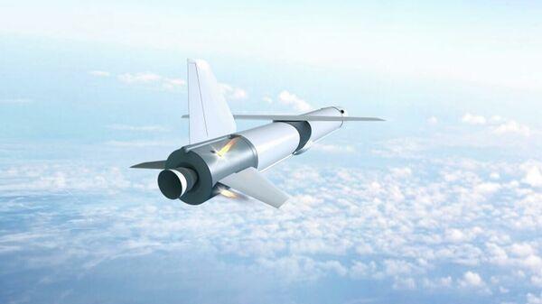 Mô hình của tên lửa mang tái sử dụng hạng nhẹ Krylo-SV - Sputnik Việt Nam