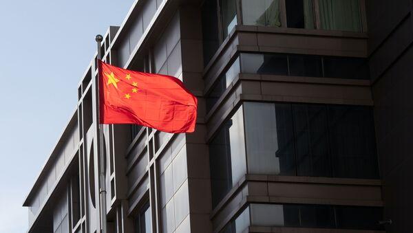 Tổng lãnh sự quán Trung Quốc tại Houston - Sputnik Việt Nam