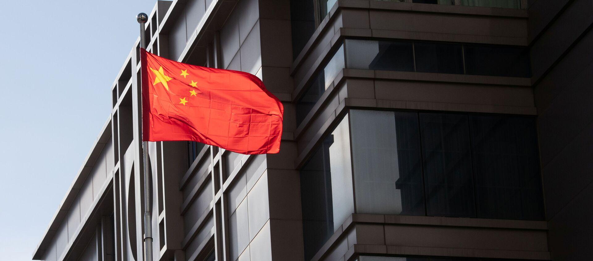 Tổng lãnh sự quán Trung Quốc tại Houston - Sputnik Việt Nam, 1920, 25.07.2020