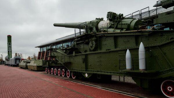 Bảo tàng đường sắt Nga tại St. Petersburg - Sputnik Việt Nam