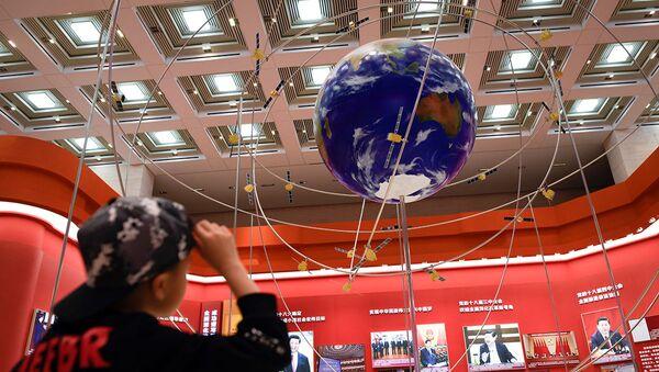 Hệ thống định vị toàn cầu Beidou của Trung Quốc - Sputnik Việt Nam