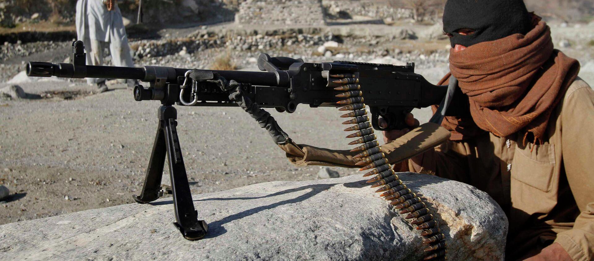 Dân quân phong trào cực đoan Taliban ở Afghanistan. - Sputnik Việt Nam, 1920, 27.04.2021