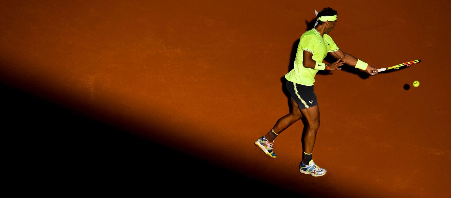 Tay vợt Tây Ban Nha Rafael Nadal - Sputnik Việt Nam, 1920, 07.08.2020