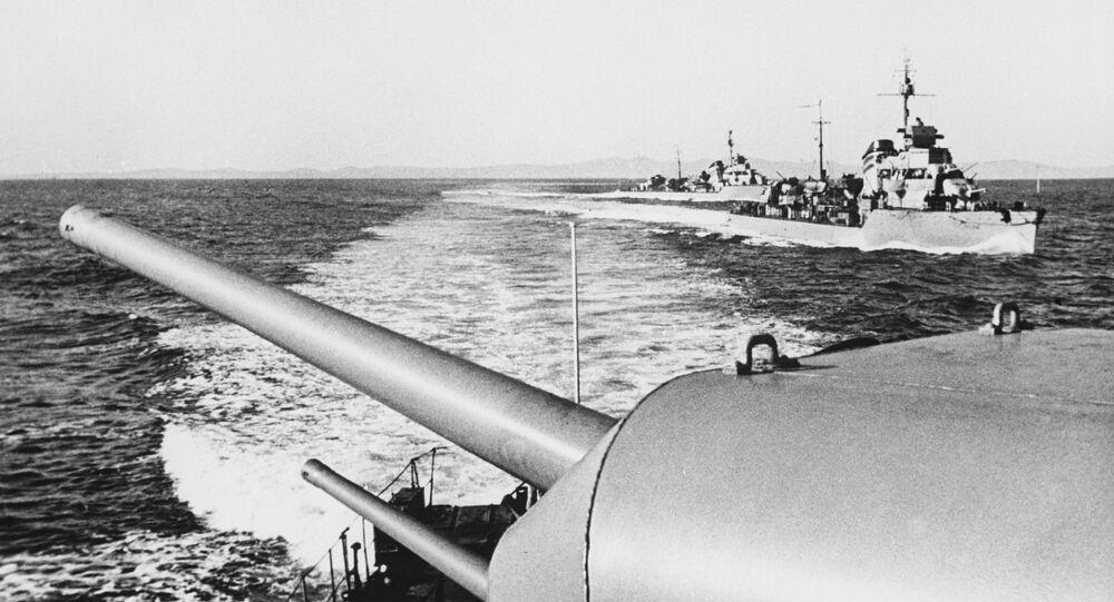 Chiến tranh Xô-Nhật (một bộ phận của Thế chiến II, chiến dịch Mãn Châu ngày 9 tháng 8 đến 2 tháng 9 năm 1945).