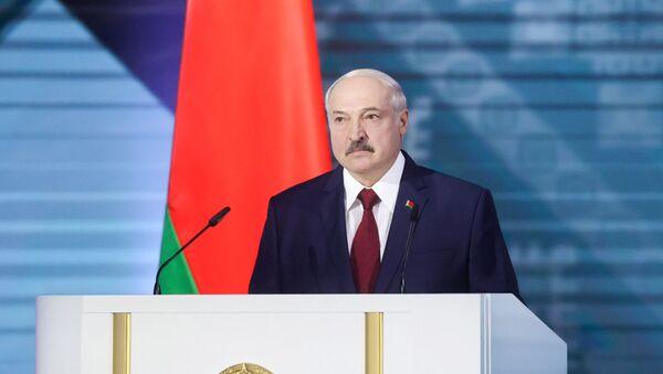 Bài phát biểu của Tổng thống Belarus A. Lukashenko trước thềm cuộc bầu cử tổng thống - Sputnik Việt Nam