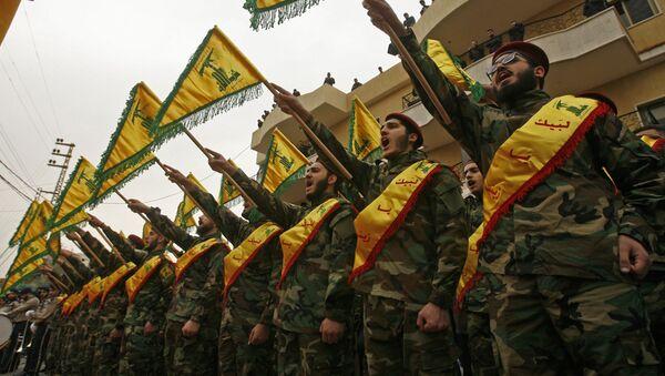 Phong trào Hồi giáo Hezbollah - Sputnik Việt Nam