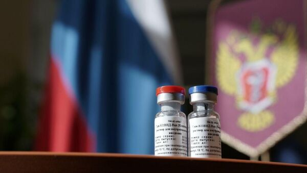 Vaccine Nga chống COVID-19 Sputnik V - Sputnik Việt Nam