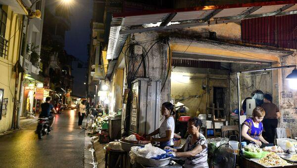 Kinh tế ban đêm - Sputnik Việt Nam