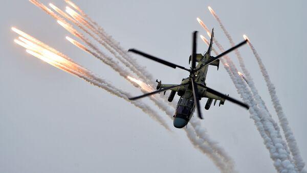 Trực thăng Ka-52M - Sputnik Việt Nam