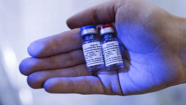 Vắc xin chống Covid-19 đầu tiên trên thế giới Sputnik V - Sputnik Việt Nam