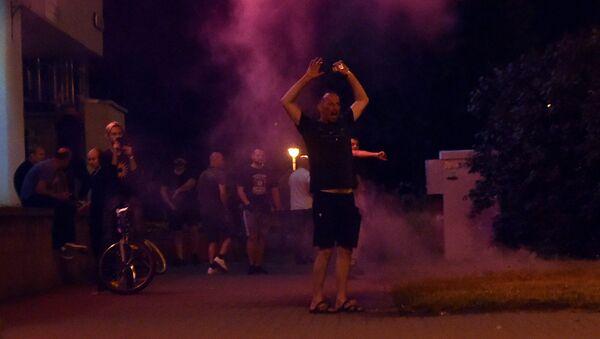 Biểu tình và bạo loạn ở Minsk sau cuộc bầu cử tổng thống - Sputnik Việt Nam