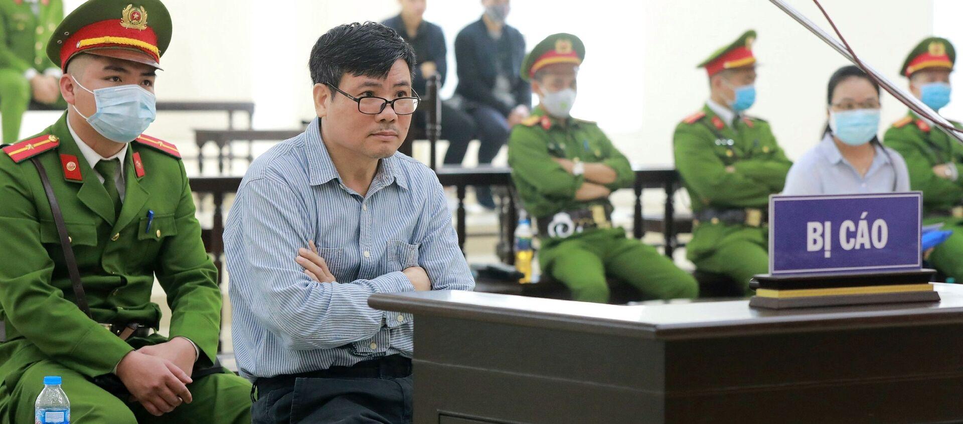 Cựu nhà báo Trương Duy Nhất. - Sputnik Việt Nam, 1920, 14.08.2020