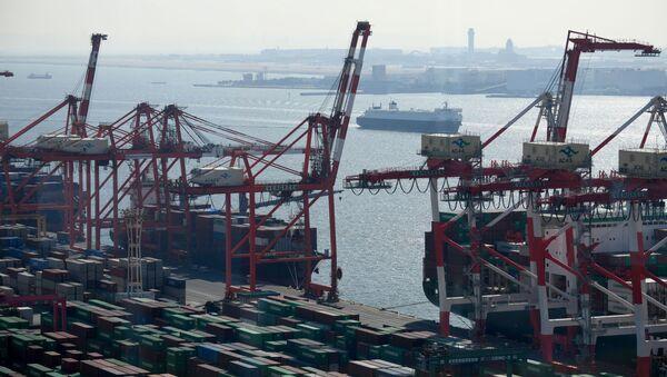 Cảng Tokyo - Sputnik Việt Nam