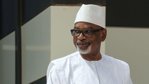 Tổng thống Mali (Ibrahim Boubacar Keita) - Sputnik Việt Nam