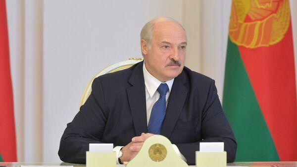 Tổng thống Belarus Alexander Lukashenko. - Sputnik Việt Nam