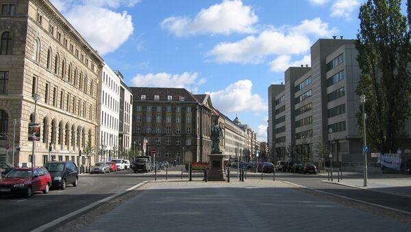 Mohrenstraße ở Berlin - Sputnik Việt Nam