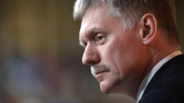 Dmitry Peskov, Phó Trưởng phòng Hành chính Tổng thống, Thư ký Báo chí Tổng thống - Sputnik Việt Nam