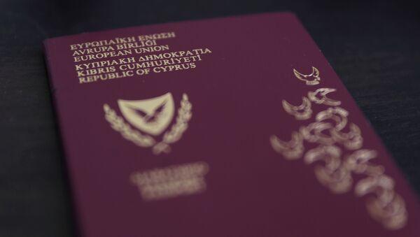 Hộ chiếu Cộng hòa Síp - Sputnik Việt Nam