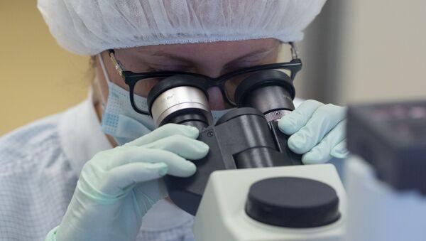 Sản xuất vắc xin chống COVID-19 tại nhà máy dược phẩm Binnopharm - Sputnik Việt Nam