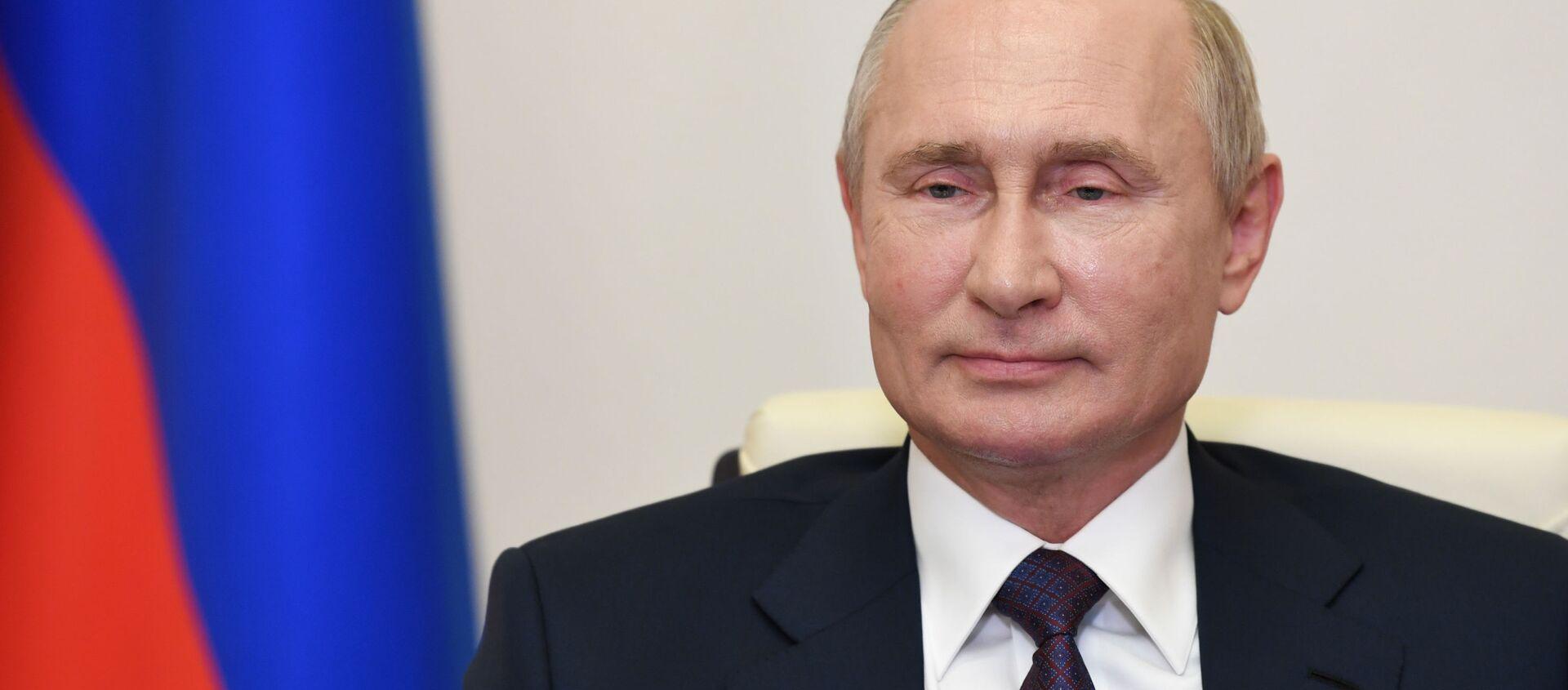 Vladimir Putin - Sputnik Việt Nam, 1920, 24.09.2020