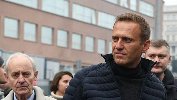 Alexei Navalny - Sputnik Việt Nam